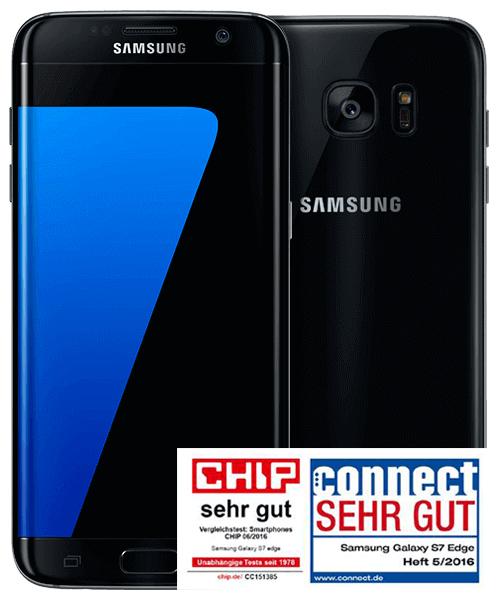 Sparhandy - Otelo M / AllnetFlat / 1,5GB / mit Samsung S7 oder Apple iPhone SE / monatlich 18,48€