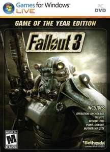 Fallout 3 Game of the Year Edition (Steam) für 4,48€ (Instant-Gaming)