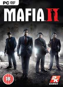 Mafia II Steam Key via Instant-Gaming.com für 4,63€ (idealo 8,99€)