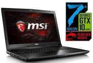 [ebay wow] MSI GL72 7RD-003 i7-7700HQ GTX 1050