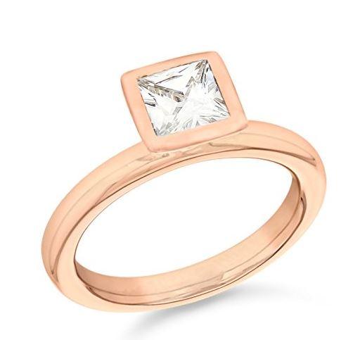 Tuscany Damen-Ring 925 Sterling Silber in Größe 52