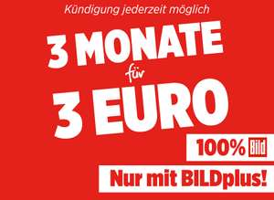 Bildplus Digital 3 Monate für 3€