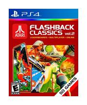 Atari Flashback Classics: Volume 1 & 2 mit je 50 Spielen (PS4/Xbox One) für je 22,44€ (Base.com)