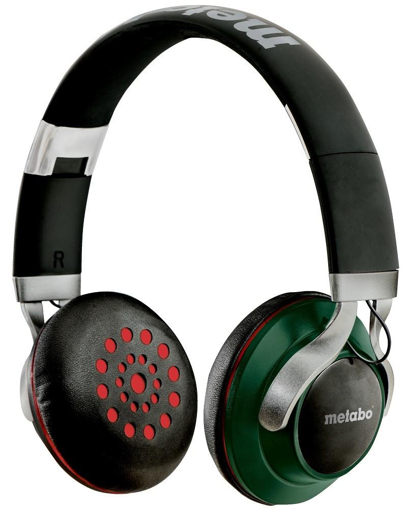 metabo bluetooth Kopfhörer inkl Headset Funktion