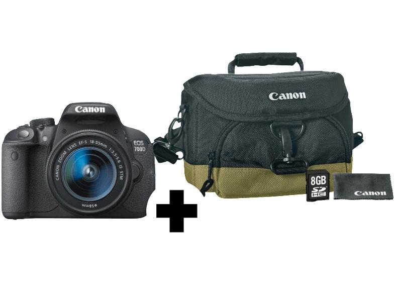 CANON EOS 700 D VUK KIT Spiegelreflexkamera