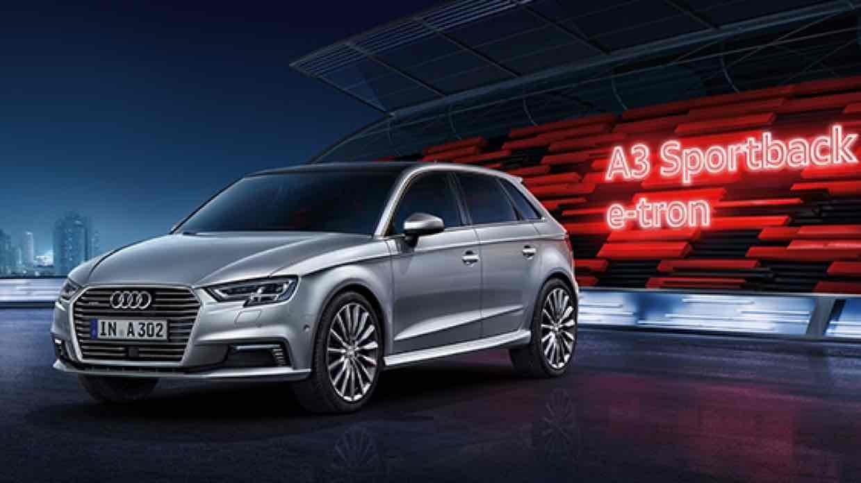 Audi A3 e-tron Privatleasing