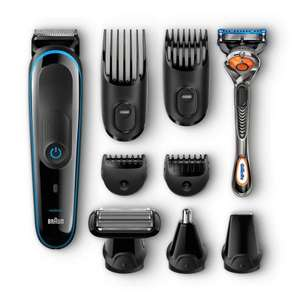 Braun Multigroomer 9-in-1 MGK3080