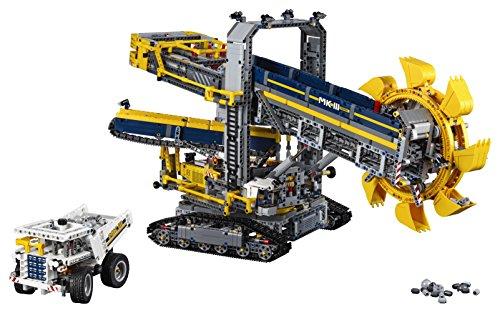 Lego Technic - Schaufelradbagger (42055) für 143,24 € [Amazon.co.uk]
