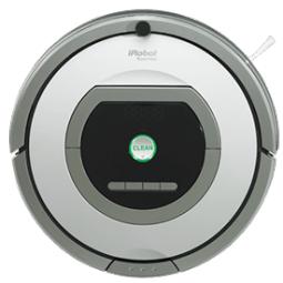 ComTech: iRobot Roomba 776p Staubsauger Roboter 349,00 EUR inkl. VSK