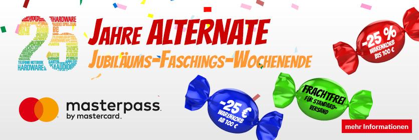 Alternate Dealsammlung: Mainboards (AM4, Z270) / 16GB DDR4 / Monitore und mehr