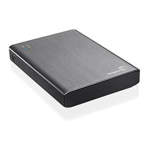 Seagate Wireless Plus 2TB für 104,92€ @ Amazon UK - WLAN Festplatte mit USB 3.0