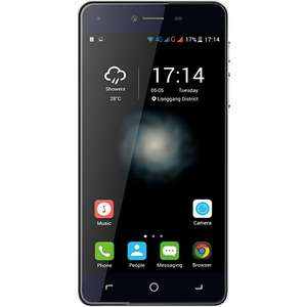 "[Plus] SWITEL Smartphone eSmart H1, LTE, 12,7 cm 5"" Display FHD, Octa-Core-CPU, Dual-SIM, Android 5.1, schwarz"