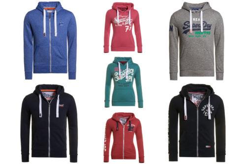 [Ebay WOW] Superdry Pullover Kapuzenpullover für Damen und Herren verschiedene Modelle und Größen statt 89,95 € bis zu - 58 %