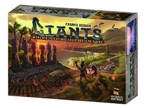 Giants - Brettspiel [Amazon Prime]