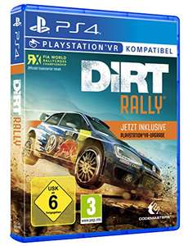 Dirt Rally VR [Amazon Prime]