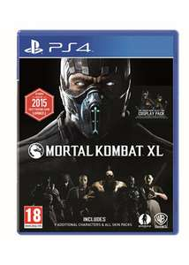 Mortal Kombat XL (PS4) für 18€ (Base.com)