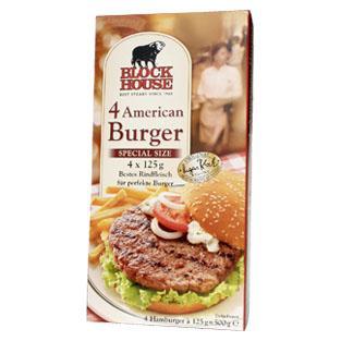 [REAL] Block House American Burger - evtl Bundesweit