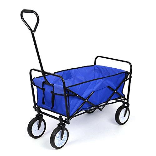 Bollerwagen (rot oder blau)