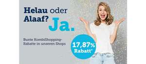17,87% bei Mirapodo & co