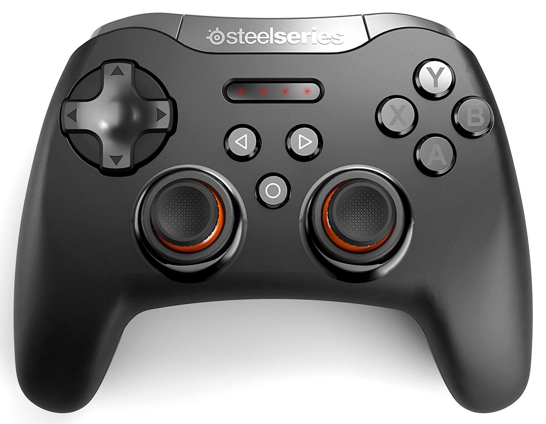 SteelSeries Stratus XL Wireless Gaming-Controller (für Windows, Android, VR) für 42,10€ (Amazon.es)