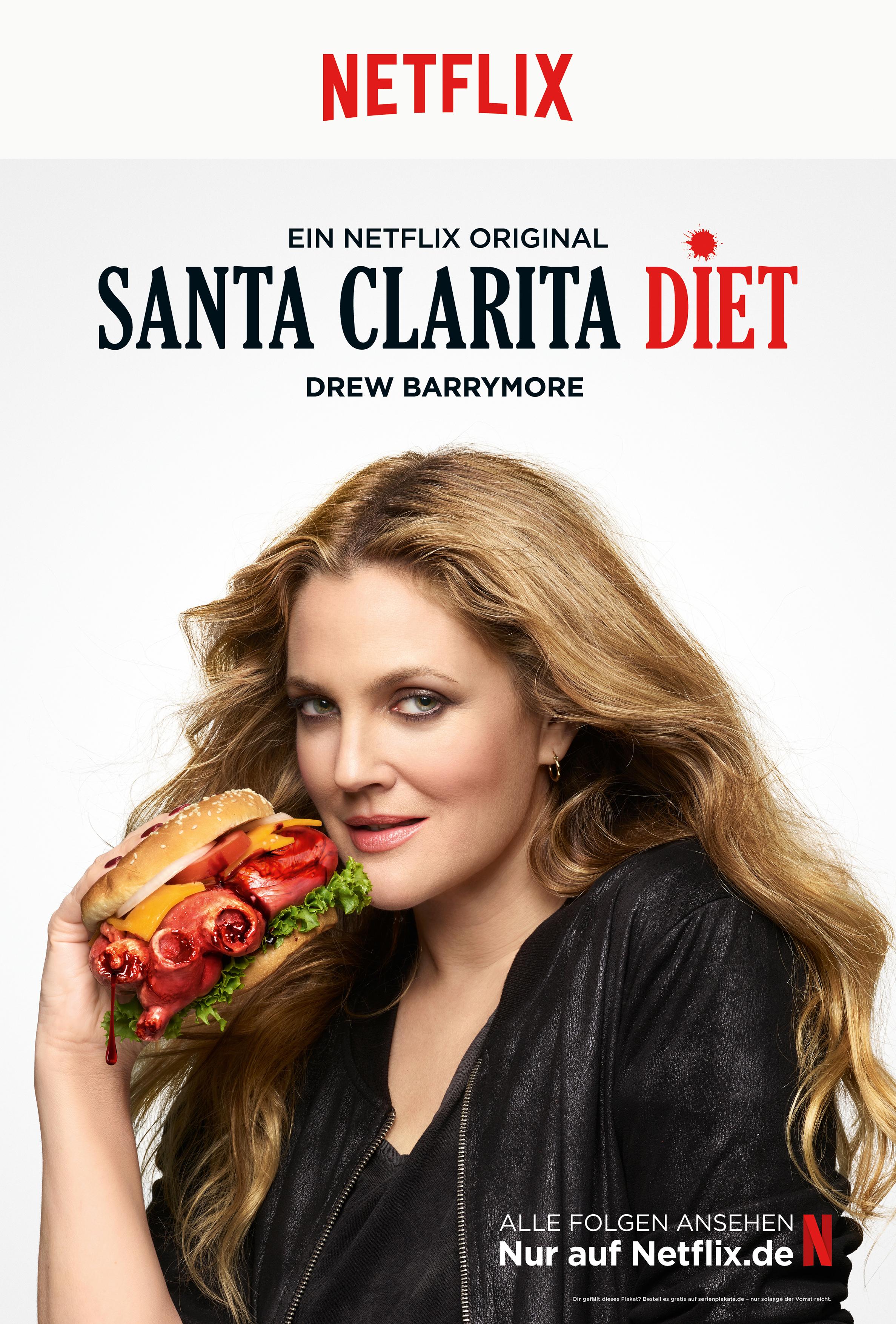 Gratis Serienplakate für Santa Clarita Diet von [Netflix] - 3 Motive auswählbar - kostenloser Versand