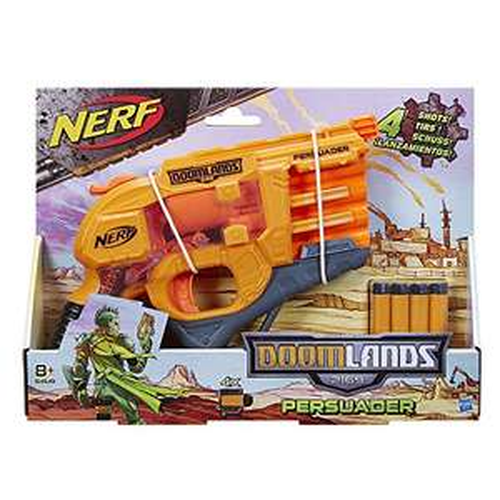 Hasbro Nerf B4949EU4 - Doomlands Persuader