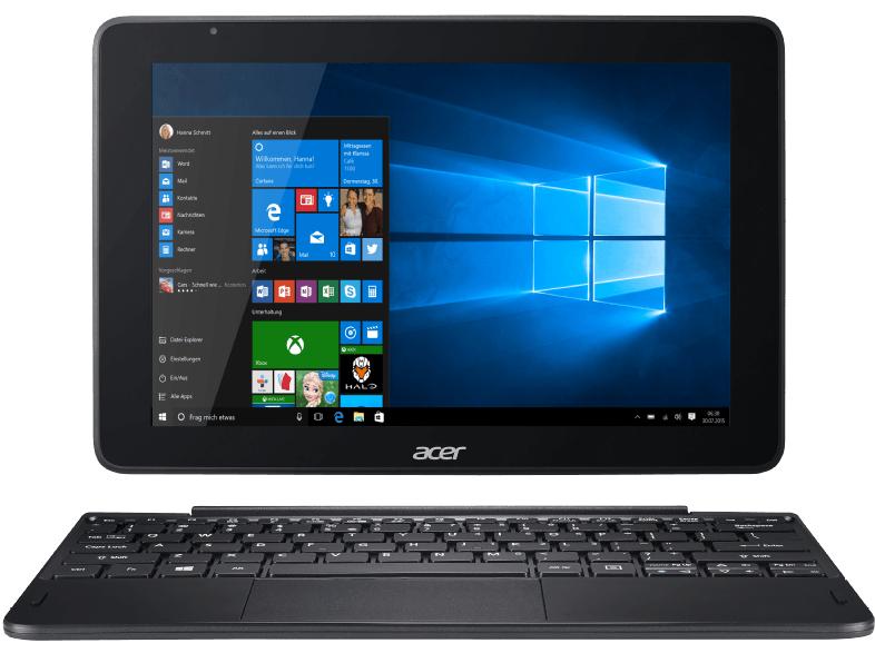 ACER One 10 (S1003-1298) – Convertible Notebook mit 32 GB ROM, 2 GB RAM und Atom x5 Prozessor für 155,55€ (statt 188€)