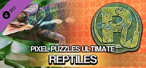 [Steam] Pixel Puzzles Ultimate DLC: Reptile
