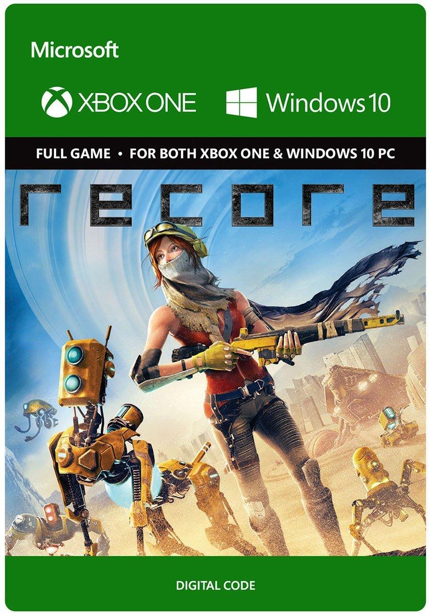 Recore [Xbox One/Win 10 PC - Download] für 18,92€ (microsoftstore.com)