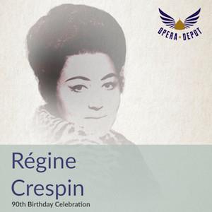 [Opera Depot] Régine Crespin Retrospektive als gratis Download (mp3/flac)
