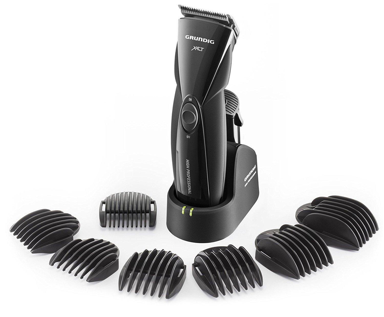Grundig MC 8340 Haarschneider mit zwei auswechselbaren Lithium- Polymer-Akkus für 25€ [Redcoon]