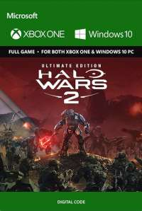 Halo Wars 2 Ultimate Edition  Xbox play anywhere (One+PC) für  48,35€