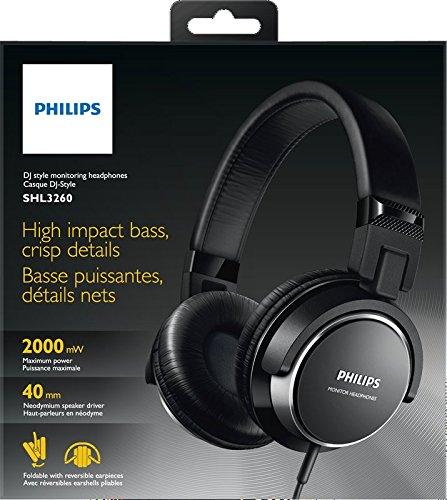 Amazon: Philips SHL3260BK/00 Kopfhörer