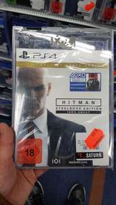 [PS4] Hitman Season 1 - Steelbook Edition