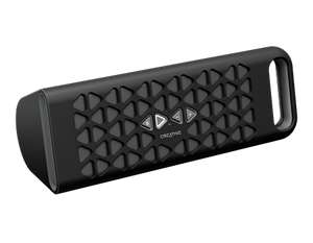"Creative™ - Mobiler Bluetooth-Lautsprecher ""Muvo 10"" (NFC/3,5mm Klinke/Micro-USB/Black) für €38,99 [@Creative.de]"