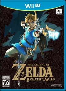 """The Legend of Zelda: Breath of the Wild"" Vorbestellung (Wii U) [Download]"