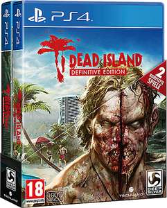 [hdgameshop.at] Für PS4: Dead Island Defintive Edition im Steelbook für 23,49 € (+ Watch Dogs 2 oder Dying Light für 44,99 €)