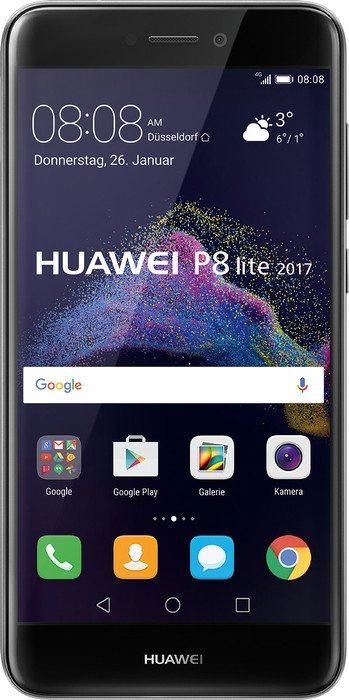 Huawei P8 Lite 2017 [neue Gen.] LTE + Dual-SIM (5,2'' FHD IPS/LTPS, Kirin 655 Octacore, 3GB RAM, 16GB eMMC, 12MP + 8MP Kamera, 3000mAh, Android 7) für 212,24€ [Amazon.es]