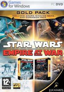 Star Wars Empire at War - Gold Pack für 4,41€ [Games Planet UK] [Steam]
