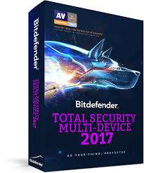 Bitdefender Total Security Multi Device 2017 – 5 Geräte | 1 Jahr (MAC, Windows & Android)