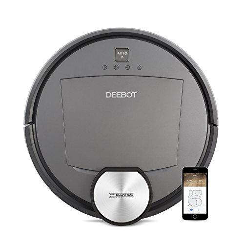 [Amazon Blitzangebot] Ecovacs Deebot R95 Staubsauger-Roboter