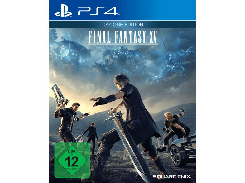 Final Fantasy XV: Day One Edition (PS4 / XBO) für 29,99€ versandkostenfrei [Saturn + Amazon]