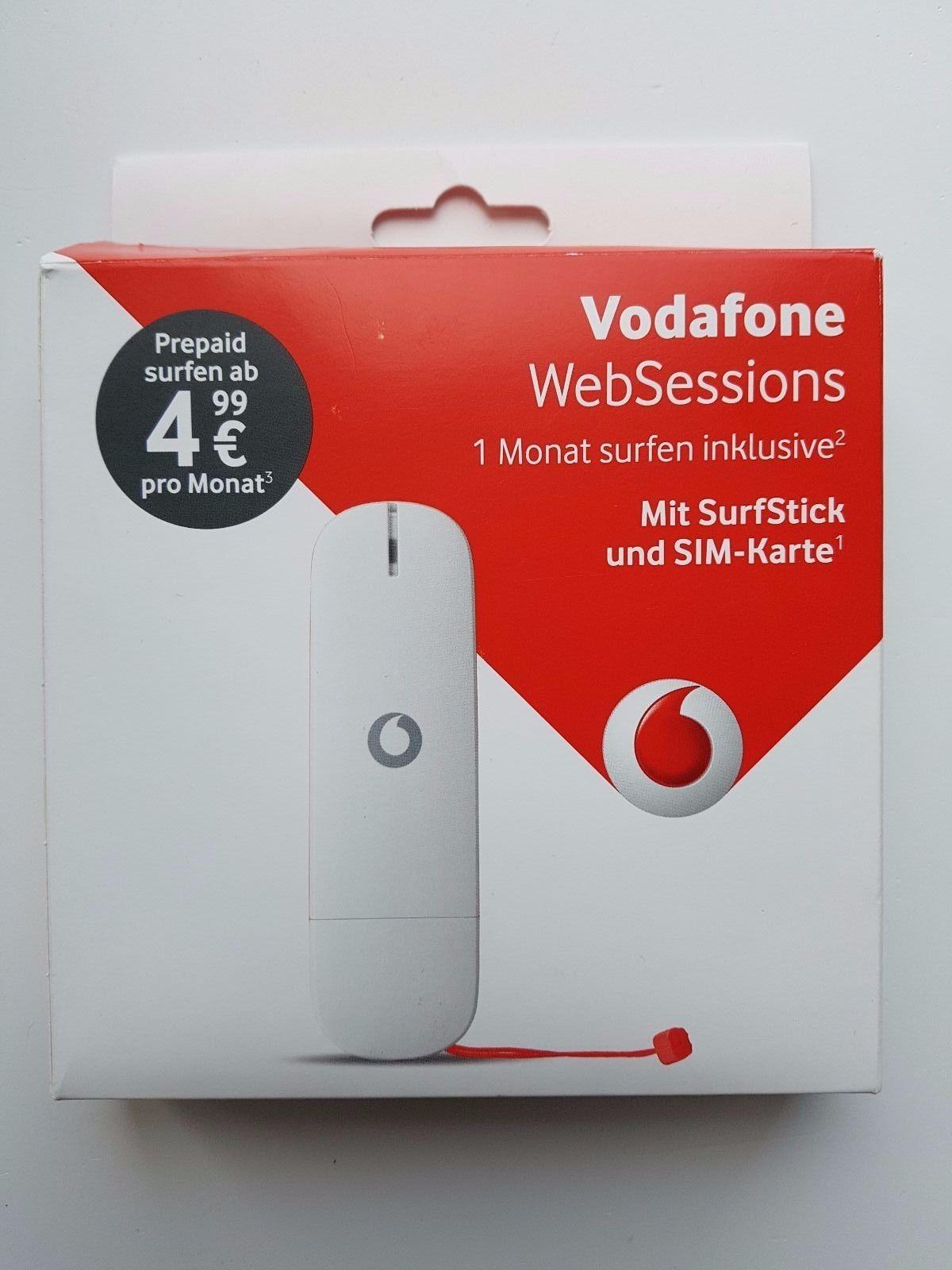 [Lokal Expert Langenhagen] Vodafone Surfstick K4203 für €11,99 inkl. 1. Monat bzw. 200MB