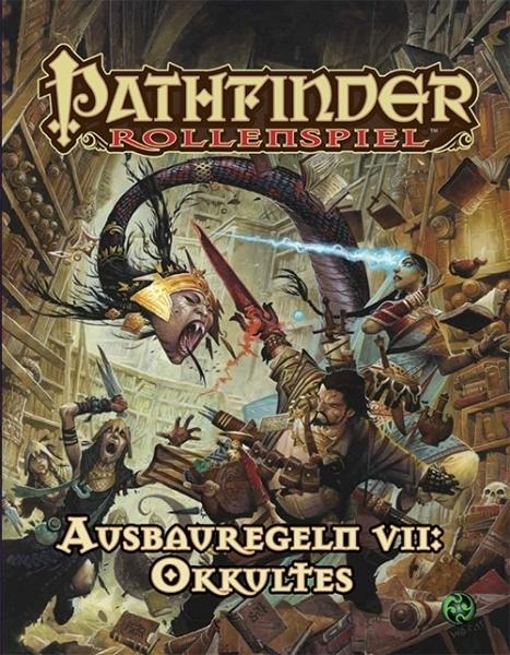 Rollenspiel Pathfinder Ausbauregeln VII: Okkultes (PDF)