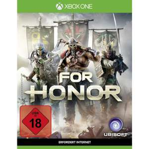 [mueller.de] Xbox One & PS4 | For Honor