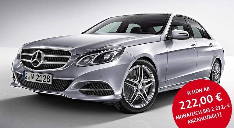 Mercedes-Benz E250 BlueTEC (W212) für Gewerbekunden UND Privatkunden