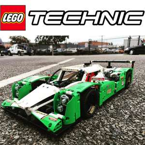 lego technic langstrecken rennwagen 42039. Black Bedroom Furniture Sets. Home Design Ideas