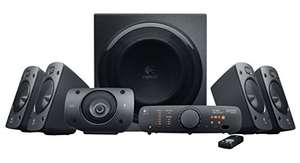 [Amazon] Logitech Z906 5.1 Soundsystem 3D-Stereo-Lautsprecher Dolby THX 199 Euro