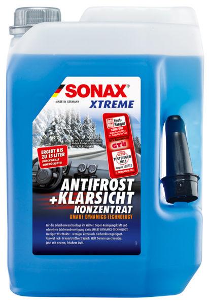 Sonax Extreme Antifrost + Klarsicht Konzentrat