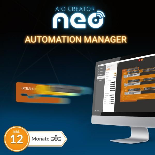 mediola AIO CREATOR NEO | AUTOMATION MANAGER ist da | 50 € gespart nur bis morgen!